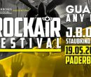 Gewinnspiel: Wir verlosen 2× 2 Tickets für das Rockair Festival 2016!