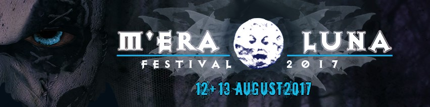 M'era Luna Festival 2017 in Hildesheim