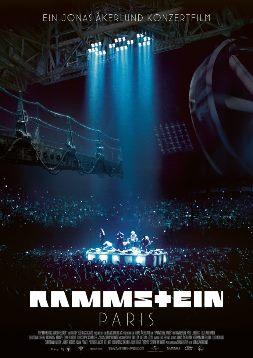 """Rammstein - Konzertfilm """"Rammstein: Paris demnächst im Kino!"""