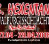 13. Hexentanz Festival 2018 (Vorbericht)