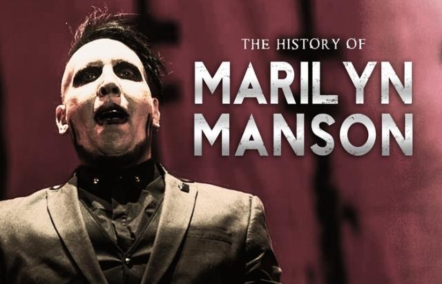 Schock-Rockers Marilyn Manson