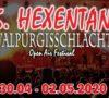 15. Hexentanz Festival 2020 (Vorbericht)