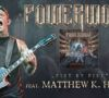 """Powerwolf: Single """"Fist By Fist (Sacralize Or Strike)"""" feat. Matthew Kiichi Heafy (Trivium) veröffentlicht"""